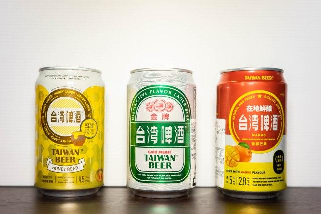 【売り切れ続出】ナチュラルローソンの台湾ビール3種を飲んでみた → マンゴー味がマジでウマい!