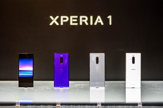 【Android】ソニーの『Xperia 1』は初夏に発売予定! 国内初披露された新型のファーストインプレッションをお届け