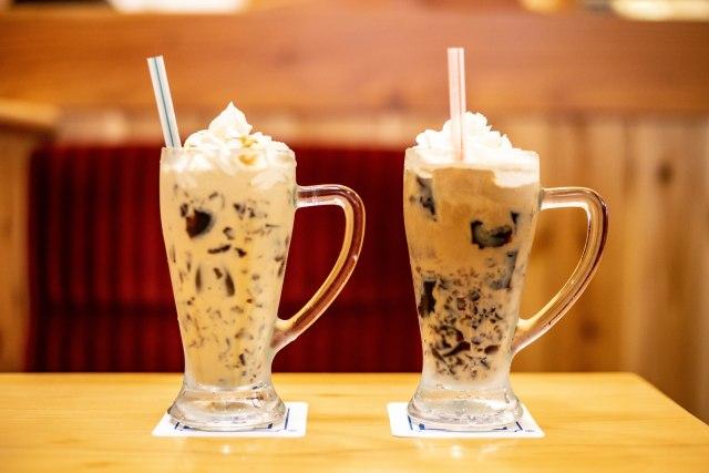 コメダの飲むコーヒーゼリーに新作!「豆乳オーレ」と「鴛鴦茶(えんおうちゃ)」にコーヒーゼリーの静と動を感じた