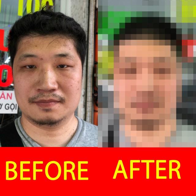ベトナムの理髪店で「この国で1番モテる髪型にして下さい」と言ったらこうなった / EXILEっぽくなる予感に大興奮してからの…!