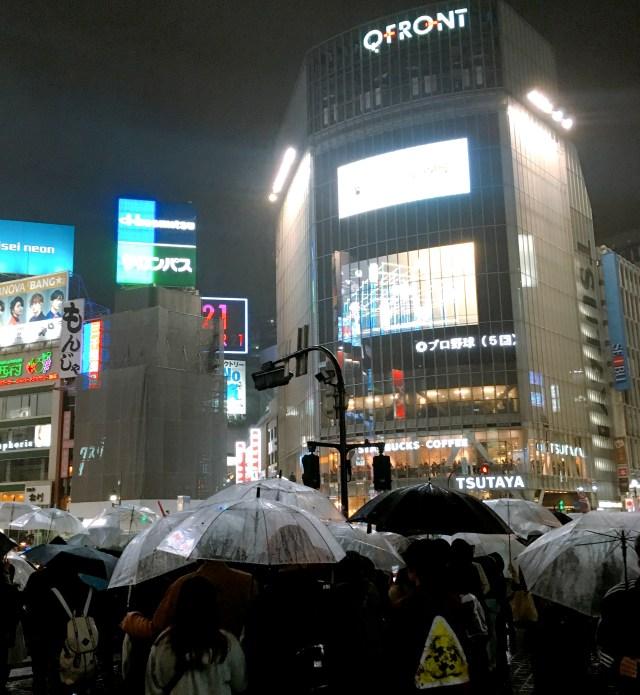 【現地レポ】新時代「令和」到来、その時、東京・渋谷駅前交差点は……