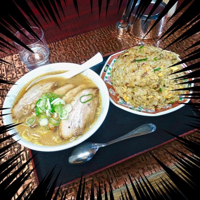 コスパ高すぎ!「チャーハン」を注文するとスープとして「ラーメン」が付いてくる! 札幌市中央区の名店『こく一番』に行ってきた