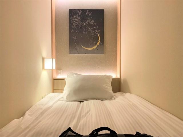 【カプホ】泊まれる茶室『ホテルゼントーキョー』で1日過ごしてみたところ… → バーもあるし、カプセルホテルとは思えない快適さだったでござる