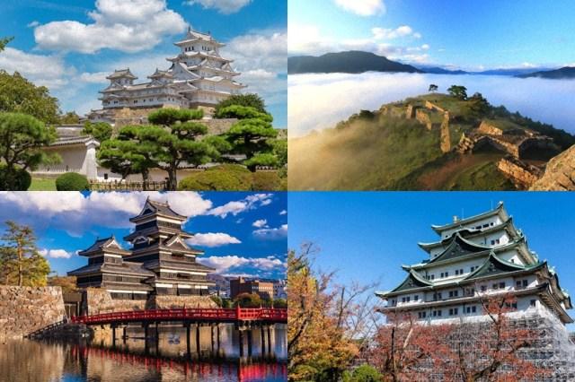 最新版『日本の城』ランキングが発表される → 1位と2位を独占した日本屈指の名城スポットはアノ県だった!