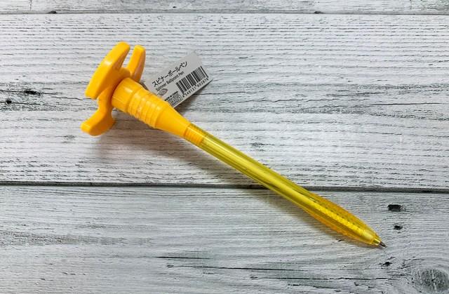 【100均検証】絶対に小中学校では禁止されるであろうボールペンがダイソーに売っていました