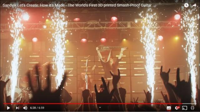 【動画あり】『絶対に壊れないギター vs イングヴェイ』が謎の感動 / 7歳の頃からギターを壊してるイングヴェイ「ボクシングの試合を終えた気分だ」