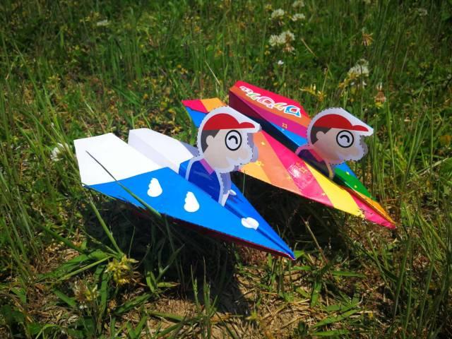 ワクワクさんがデザインした紙飛行機をセブンイレブンで印刷できるって知ってた? 飛距離を伸ばすための「禁断の裏技」が悲しすぎた