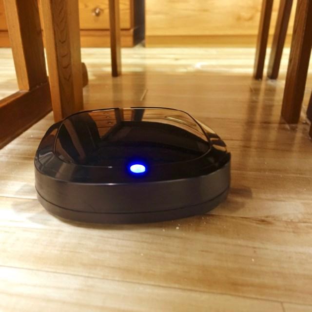 ドン・キホーテで発見した「格安ロボット掃除機」を使ってみた結果…