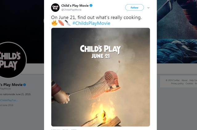 リメイク版の映画『チャイルドプレイ』のチャッキー、公開に先駆けてヤバすぎる相手を手にかけてしまった可能性