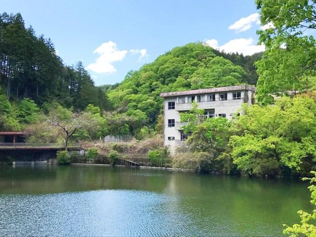【ガチ】埼玉屈指の心霊スポット「鎌北湖」にハイキングに行ってみた結果 → 謎の集落『ユガテ』に辿り着いた話