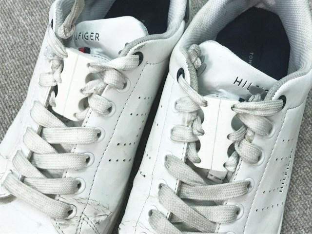 もう靴ひもを結ぶ必要なんてない! 磁石の力で靴を履ける「ズービッツ」を使ってみた感想