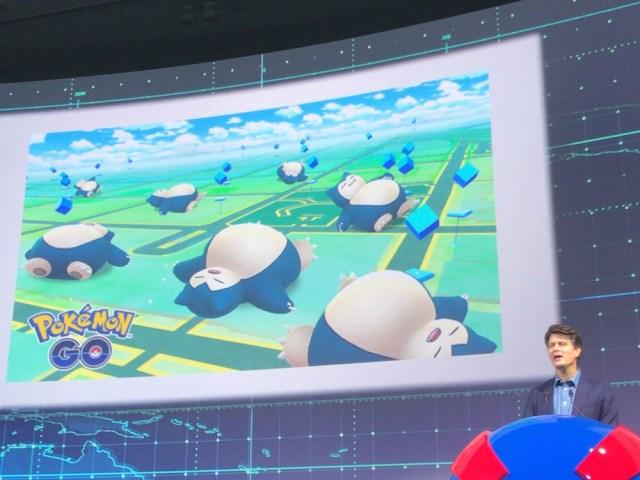 【ポケモンGO】大量発生している「居眠りカビゴン」捕獲に裏技あり!? ポケモンの睡眠エンターテインメント化は『ポケモンGO』にどう影響するか