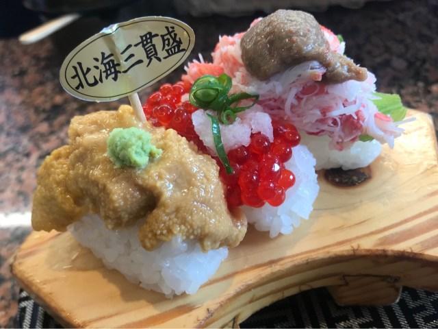 【なぜ北海道?】鳥取県民がガチで通い続ける『北海道』の寿司はハイレベルすぎて回転してなきゃ回転寿司と絶対バレない