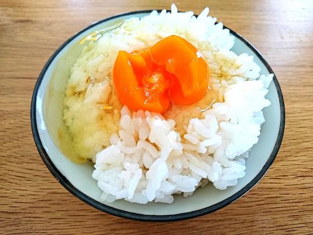 【知ってた?】たまごを冷凍して作る「冷凍たまごかけご飯」が超ウマい。