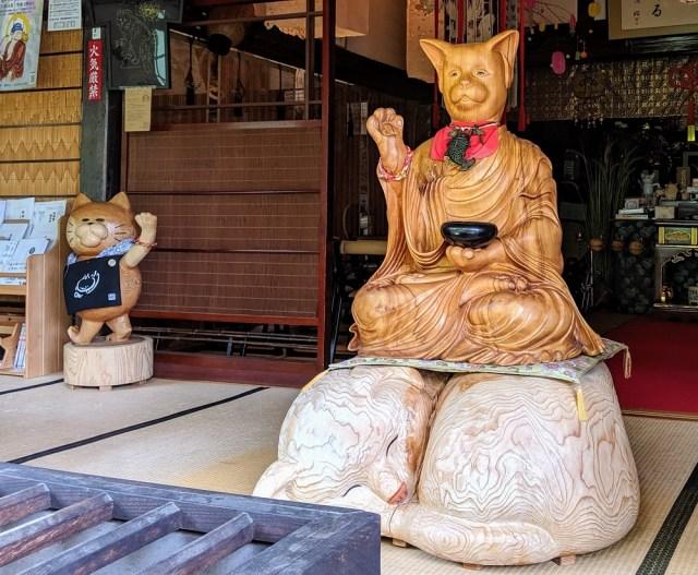 【猫だらけ】山口県には知る人ぞ知る「猫寺」がある / 猫好きの新聖地として人気急上昇中ゥゥウウウ!