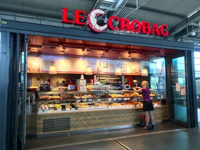 ドイツに行ったら絶対に食べてみて♪ ドイツ全国の駅ナカにあるパン屋さん「ル・クロバッグ(Le Crobag)」が超絶ウマし! 日本進出熱烈希望!!