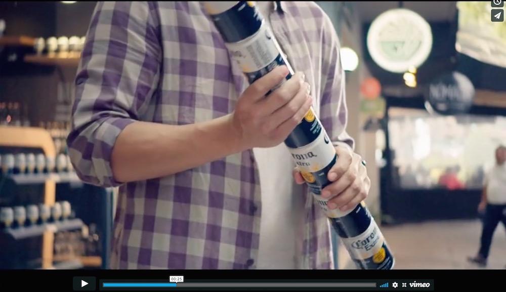 ビール 缶 コロナ
