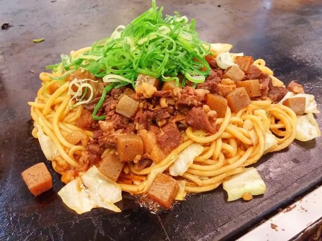【B級グルメ】神戸のソウルフード・ぼっかけ焼きそばを食べられる長田本庄軒に行ってきた! 丸亀製麺と同系列で安心のクオリティ