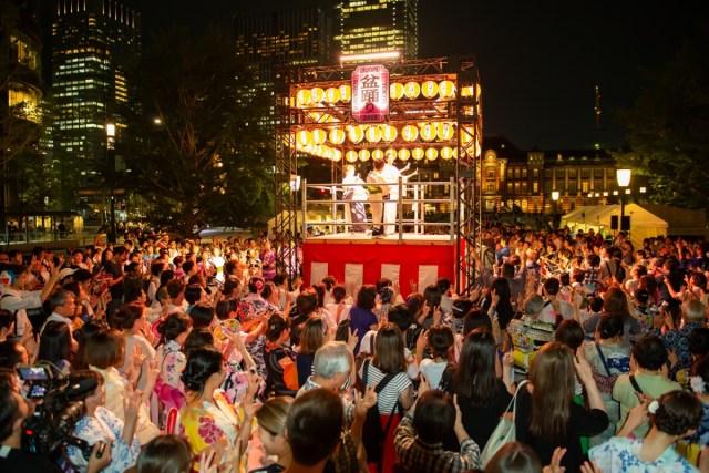 【新世紀すぎ】エヴァの『残酷な天使のテーゼ』で踊る「盆踊り大会」が東京・丸の内で明日7/26開催! しかも本人降臨の模様…!!