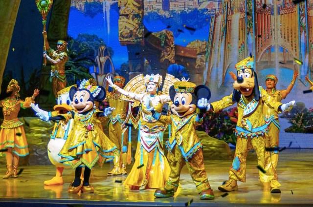 ディズニーマニアが語る新ステージショー『ソング・オブ・ミラージュ』の最大の魅力「これぞディズニーの王道冒険ストーリー!」