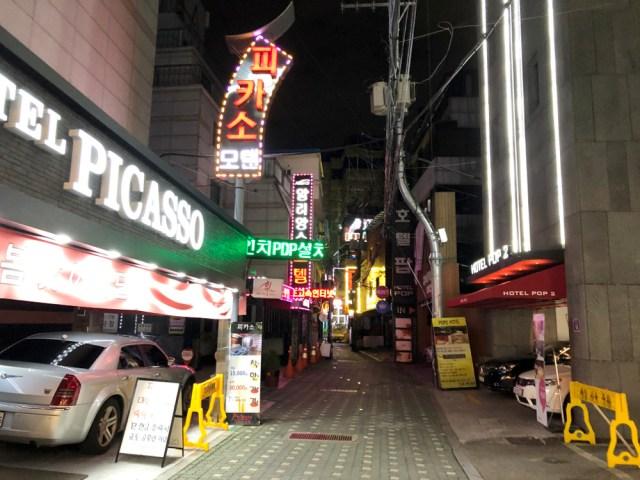 【ガチ】韓国のラブホテルが清々しいほどバカで笑った