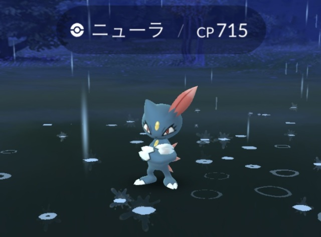 【ポケモンGO】死闘7時間!「色違いニューラ」を求めて日比谷公園で徹夜プレイした結果…