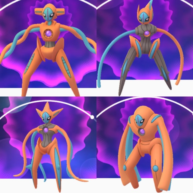 【ポケモンGO】伝説レイドバトルに初登場する「デオキシス」の攻略法 / ゲットチャレンジはエクセレント狙いにチャレンジしよう!