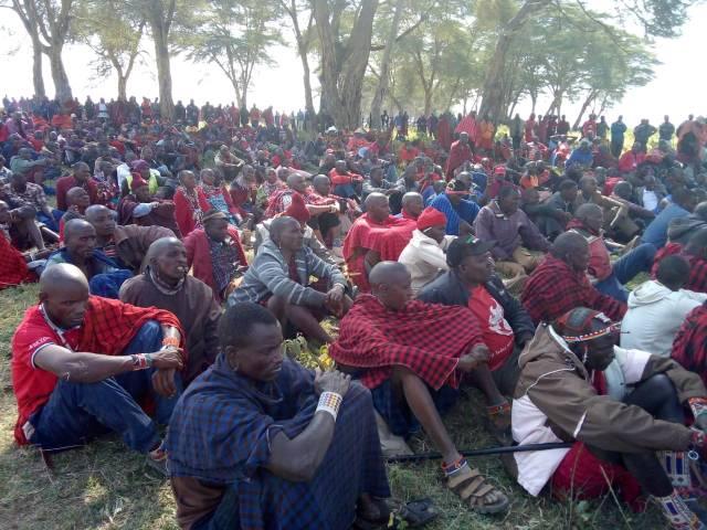 今マサイ族が抱えている「領土問題」について超カンタンに説明すっぞ / マサイ通信:第286回