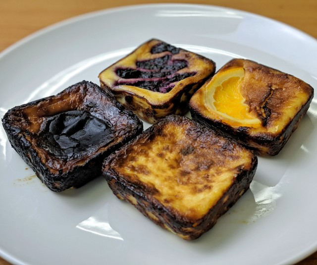 タピオカブームの直前に忘れられたスイーツ「バスクチーズケーキ」の美味しさをもう1度見直そう! 六本木『BLOCK BLOCK TOKYO』