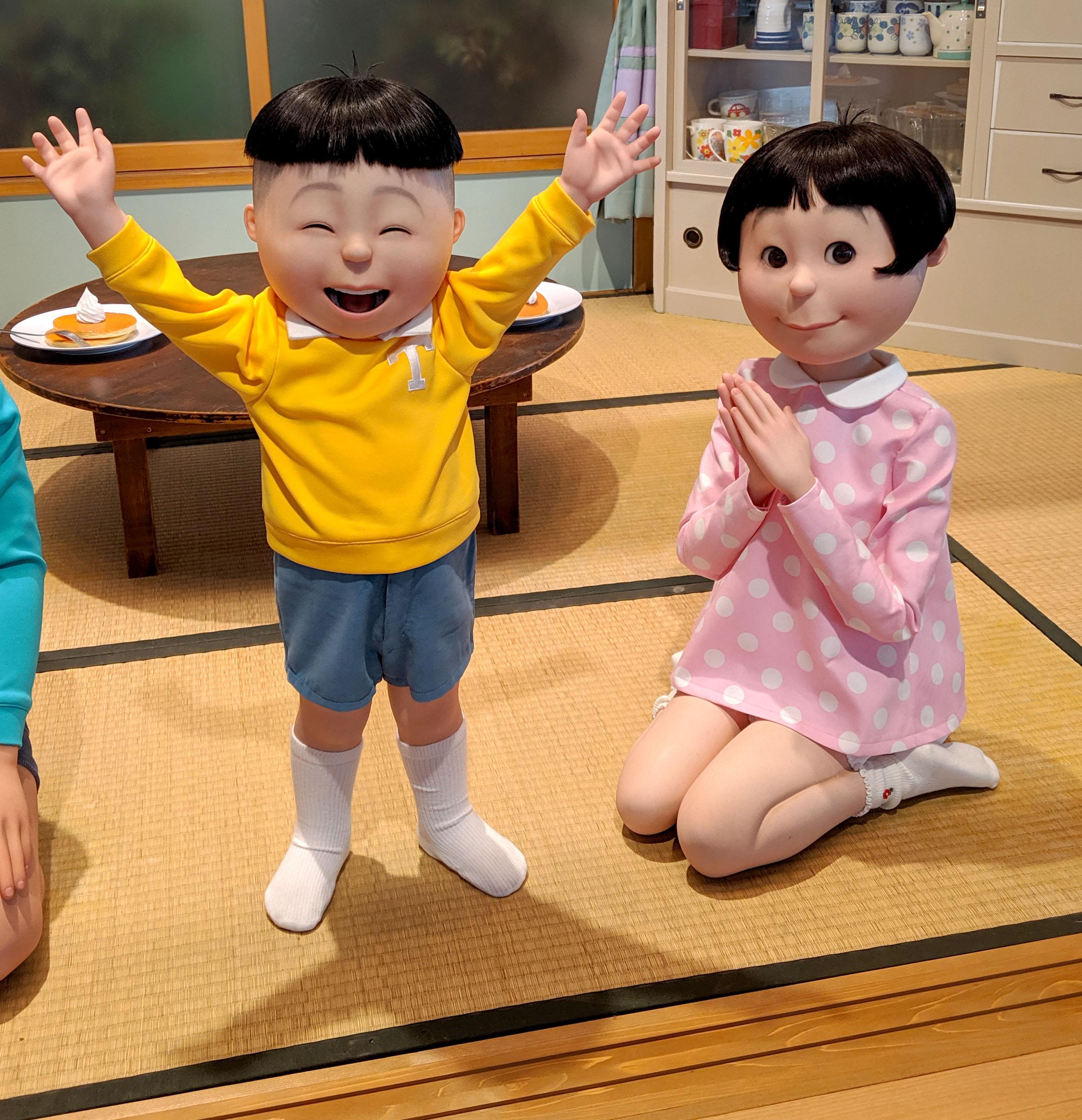 Sazae Matsuyama Exhibition