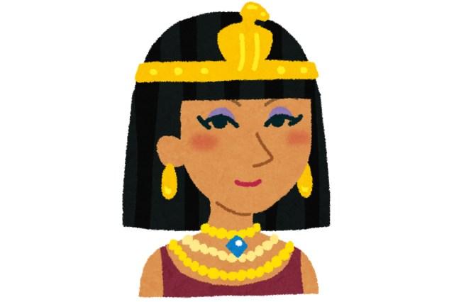 クレオパトラも使っていた可能性 / 2000年前の古代エジプトでイケてた香水が復元される