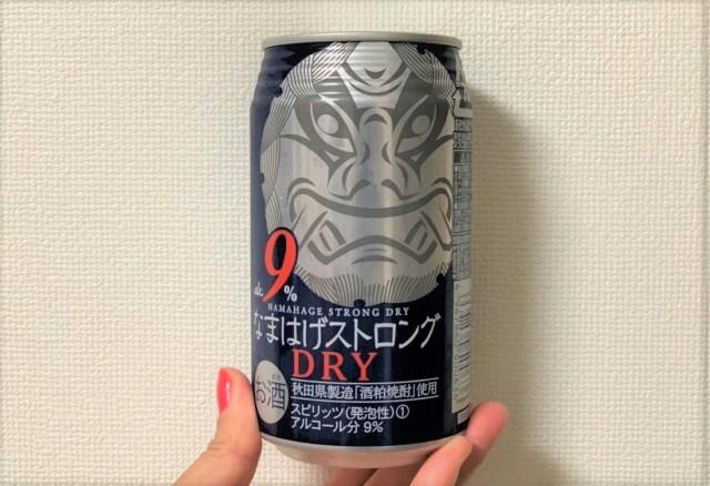 【焼酎】『なまはげストロング』を飲んでみた! パッケージの圧とは裏腹な「まろやかさ」にオドロキ!!