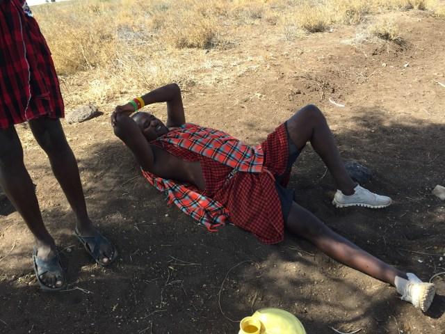 酷暑のときにマサイ族が行う「4つの暑さ対策」マサイ通信:第281回