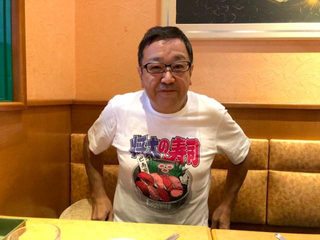【独占】『将太の寿司』の寺沢大介先生が衝撃告白「スシローには〇〇しました」