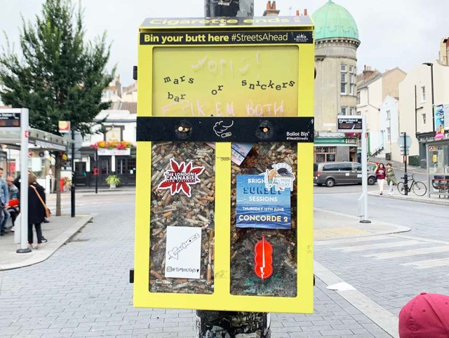イギリスの喫煙マナーがヒドすぎる! 歩きタバコにポイ捨て当たり前!! でも日本もこうなるかもしれないと思う理由