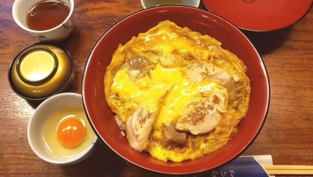親子丼発祥といわれるお店に行ってみたら、もはや親子丼を食べている気がしなかった / 東京・人形町「鳥料理 玉ひで」