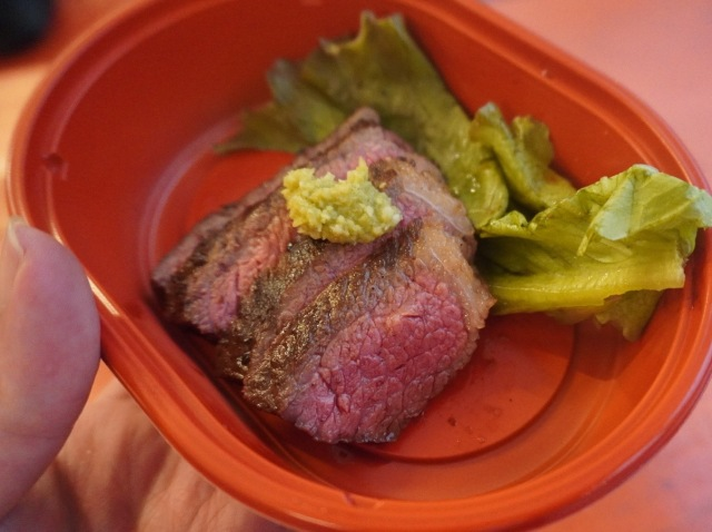【肉まつり】1人で限界まで食ってインスタ映えを狙う選手権 @東京和牛ショー2019