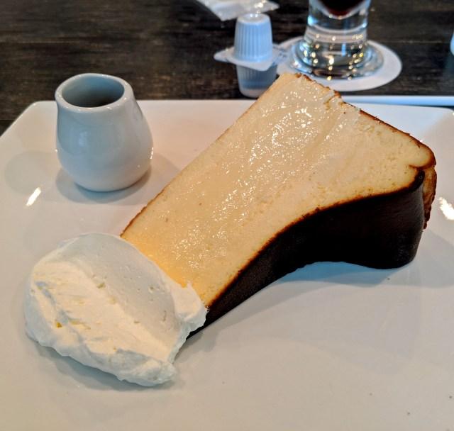 東京都健康プラザにある「13カフェ」のバスクチーズケーキがウマすぎる! 健康プラザにあるのが不思議なほどハイレベル