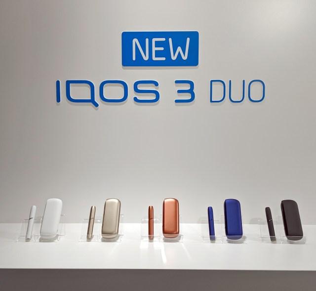 【たばこニュース】突然アイコスの新モデル「デュオ(iQOS3 DUO)」発売開始! ホルダー満充電で連続2本吸えるぞ~ッ!!