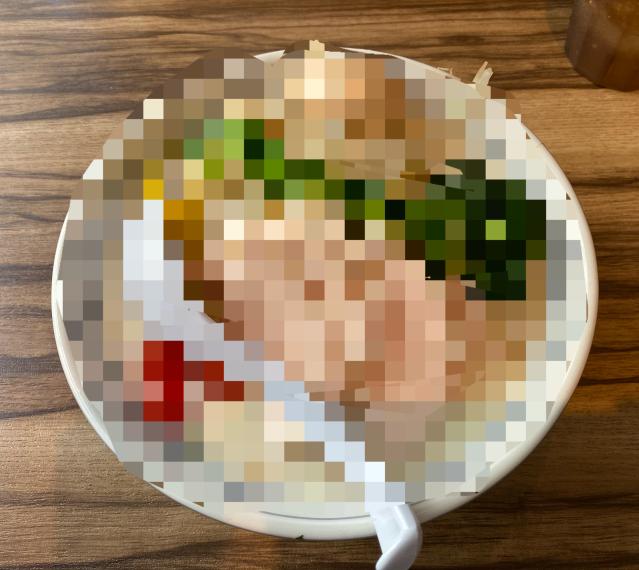 【驚異的】タンパク質80gの「マッスルラーメン」が仕上がってる! 肩に小っちゃい重機を載せたい人は必食 / SORANOIRO本店(東京・麹町)