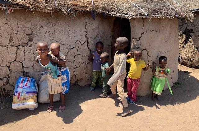 マサイの子供たちは何をして遊んでいる? マサイ通信:第292回