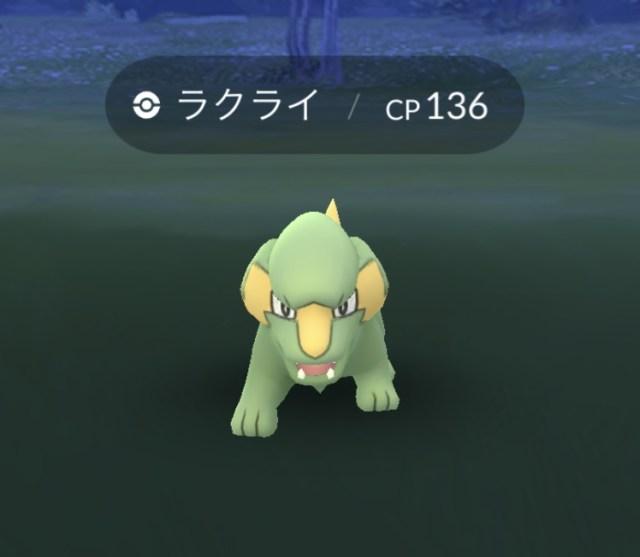 【ポケモンGO】色違いラクライが欲しくて「駒沢オリンピック公園」で徹夜プレイした結果…