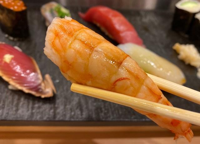 【贅沢】これが本当のラスト寿司チャンス…覚悟の高級握りで断ち切れ醤油への未練! 出国前に必ず食う『俺の最後メシ』第3回:成田空港ターミナル1(亀沢篇)