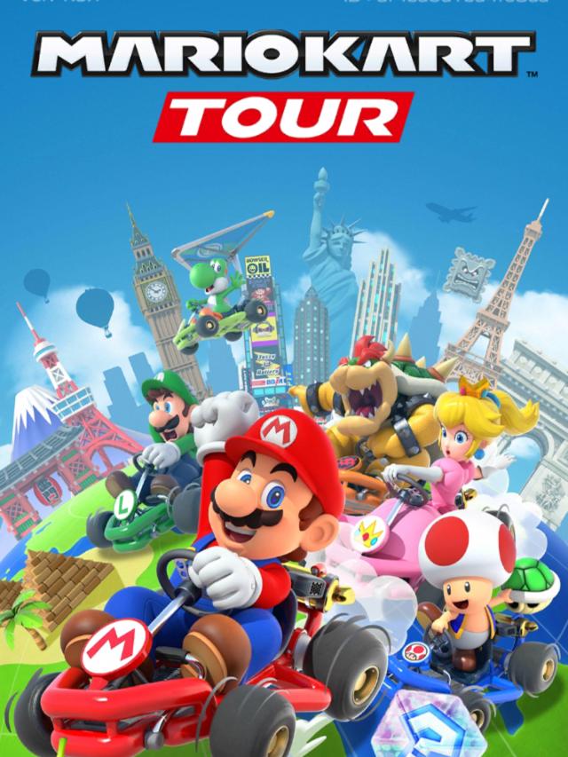 【超速レビュー】スマホ版マリオカートがついにリリース!「マリオカート ツアー」を実際にプレイしてみた印象