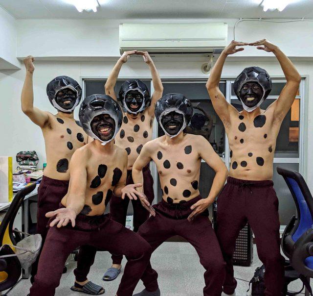 【大勝利】渋谷ハロウィンに存在感がハンパない「タピオカ」の仮装で参戦し、大注目を集めてしまった!