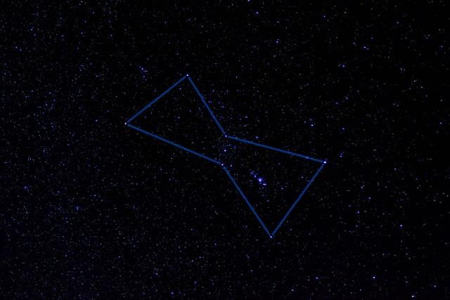 オリオン座流星群が極大! 10月21日深夜~22日明け方が見ごろ