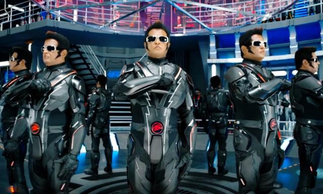 """【カオス】インド最強映画「ロボット2.0」の """"よくわからないけどスゴい感"""" は異常"""