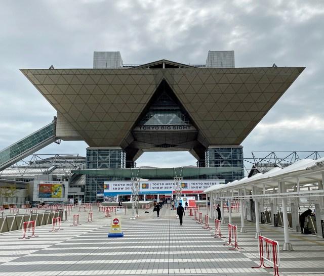東京モーターショー2019の会場で『参勤交代』のような光景に出くわしてしまった話