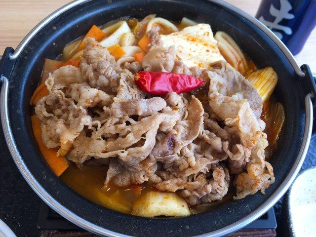 【麻辣】吉野家の『麻辣牛鍋膳』が鬼ウマ最高! 味はもはや麻辣燙、日本のチェーン店史上最もリアルな味わい / 中国で専門店を出してもおかしくない