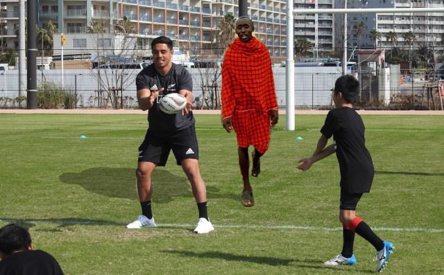 【ラグビーW杯】準々決勝「日本vs南アフリカ」はどちらが勝つのか、マサイ族の戦士に予想してもらったら興味深い回答が返ってきた / マサイ通信:第307回